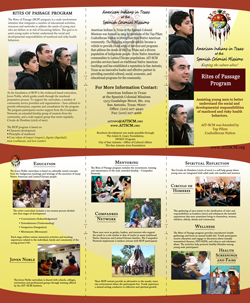 Rites of Passage Brochure