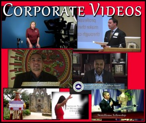 corporate video box
