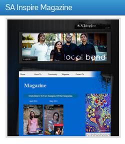 sa inspire magazine